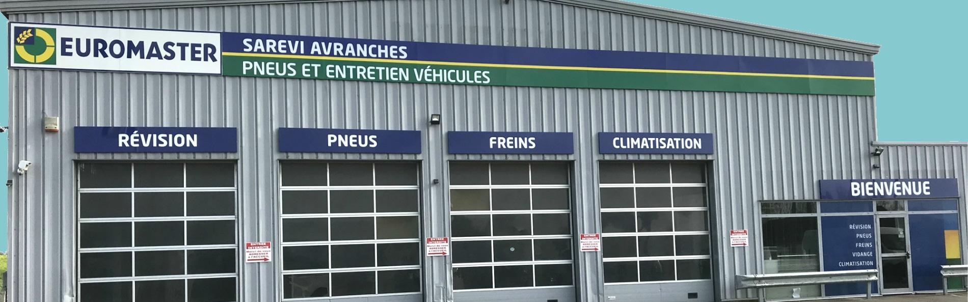 Centre auto Euromaster Avranches