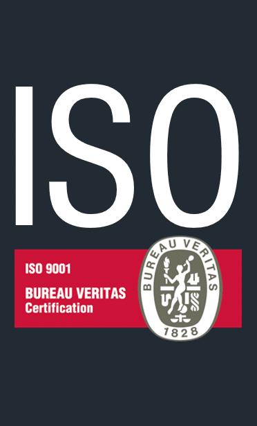 Page société - ISO