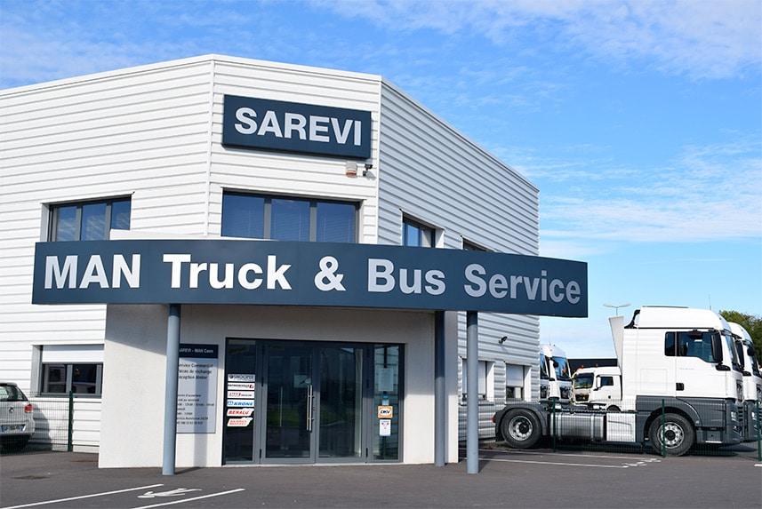 SAREVI MAN Caen