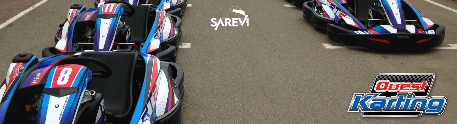 Souvenir de notre journée Karting