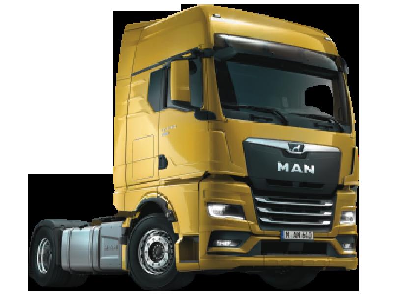 Camions et tracteurs MAN