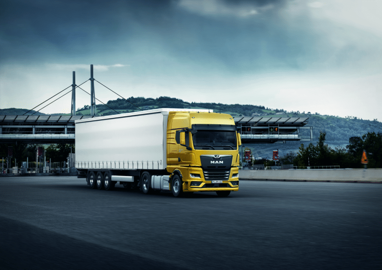 Le nouveau TGX remporte International truck of the year